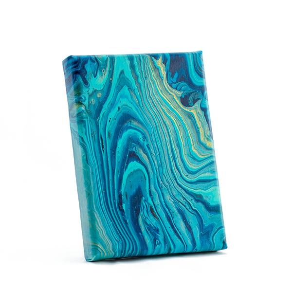 abstract art Growthing-canvas-kunstwerk-artwork-laura-van-de-wiel-lauwpauw-fluid-art-kunst kopen detailsfluid art