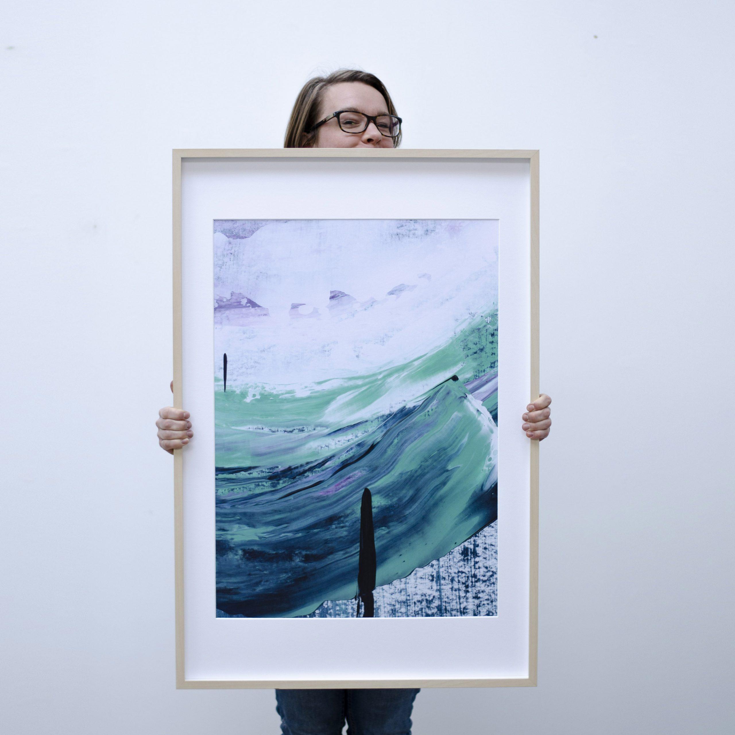 oceaan poster