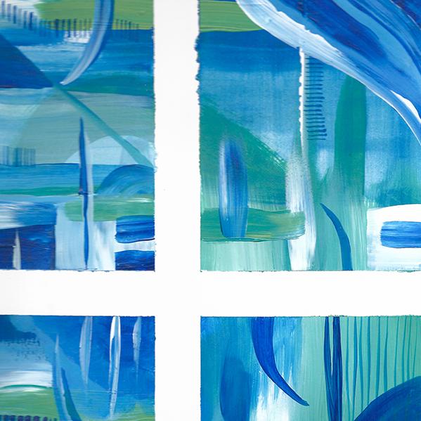 Workshop abstracte schildertechnieken – 18 December   29 januari   9 april