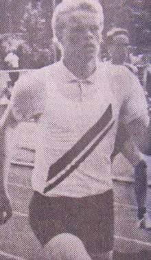 Rolf Haltermann vom MTSV Selsingen lief am 5.10. 1985 als B-Jugendlicher 11,4 sec.