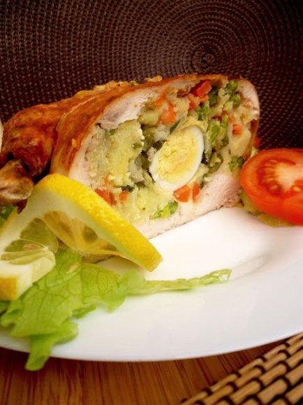 Пълнено пиле LAVA България