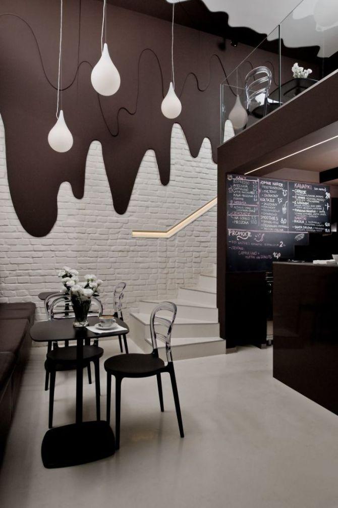 """Бар """"Шоколад"""" - Ополе, Полша"""