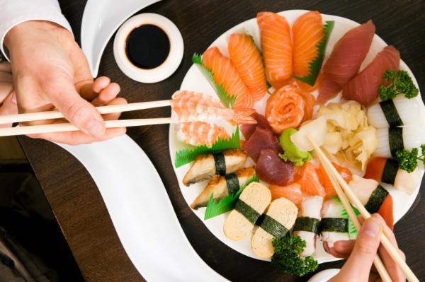 японска диета