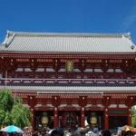 QUARTIERE DI ASAKUSA – Il Tempio più antico e grande di Tokyo