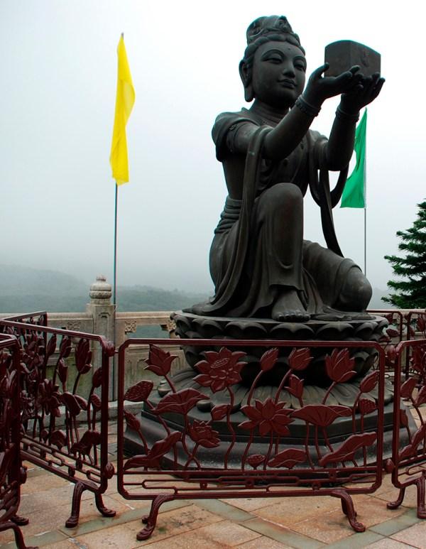 Grande Buddha terrazzo