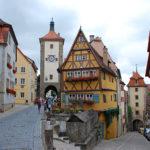 ROTHENBURG OB DER TAUBER – La cittadina fiabesca della Baviera