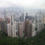VICTORIA PEAK – Il panorama dalla collina di Hong Kong