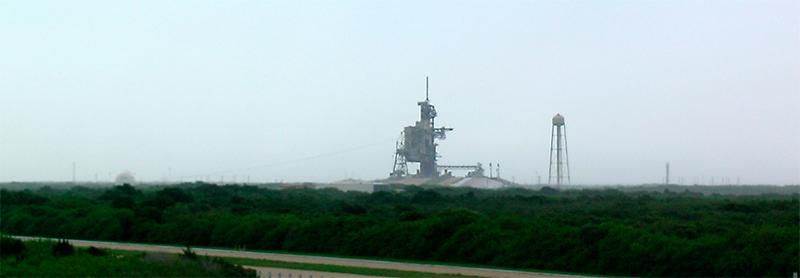 base di lancio NASA