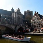 GENT – La città delle Fiandre dalle tre torri