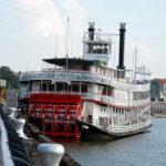 BATTELLO A VAPORE – L'emozionante crociera sul Mississipi