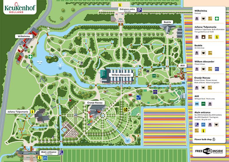 Parco di Keukenhof