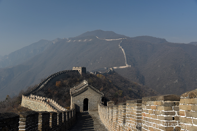 Grande Muraglia di Mutianyu