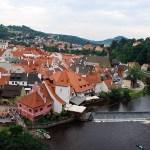 CESKY KRUMLOV – L'incantevole paesino medievale sul fiume Moldava