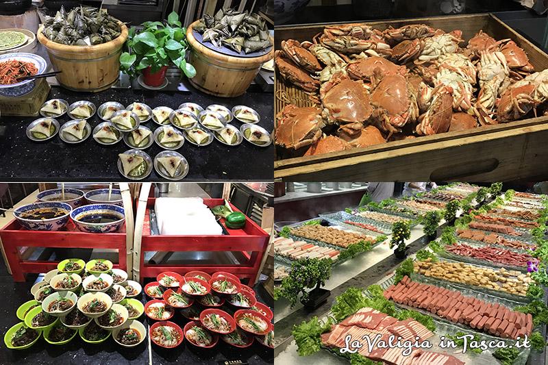 buffet all-you-can-eat xi'an