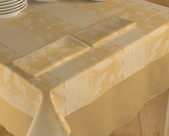 Splendide tovaglie in cotone e misto lino