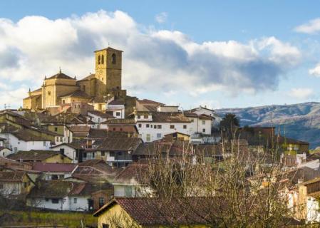Villa medieval de Hervás (Extremadura