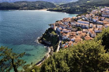 Lastres, un pueblo pescador asturiano