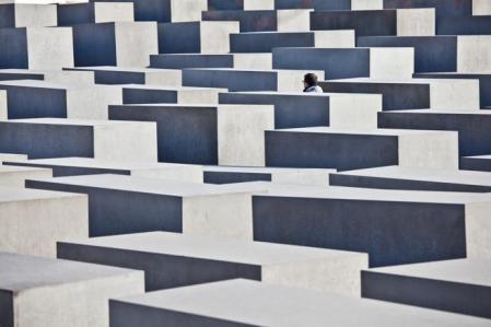 Monumento al Holocausto, en Berlín