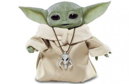 Star Wars Baby Yoda The Child Animatronic