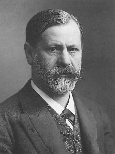 Sigmund Freud en el año 1905.