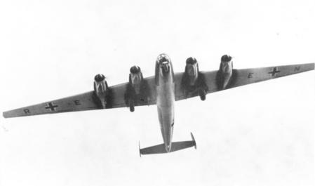 Prototipo de Messerschmitt.