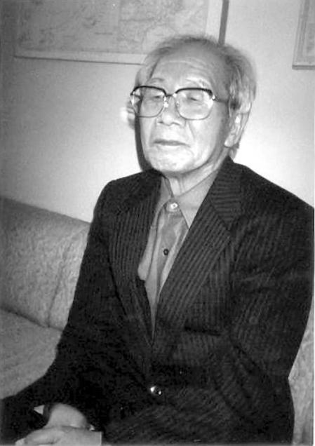 FO/Unit731 photo by Doug Struck/TWP date shot: 2/28/01 TOKYO – Yoshio Shinozuka, 76, served in the Japanese Imperial Army's Unit 731, helping with human experimentation and germ warfare. 'We deserved to be executed,' he said. Original Filename: a.jpg (Photo by Douglas Struck/The The Washington Post via Getty Images)