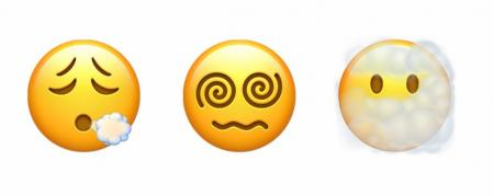 New emoticons in iOS 14.5