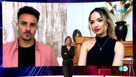 'La Isla de las Tentaciones 3': Manuel y Lucía se enfrentan a su primera entrevista tras su paso por el programa