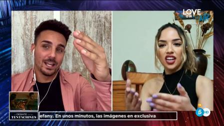 'La Isla de las Tentaciones 3': El momento de tensión entre Manuel y Lucía
