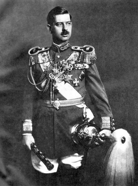 Retrato del rey Carlos II.
