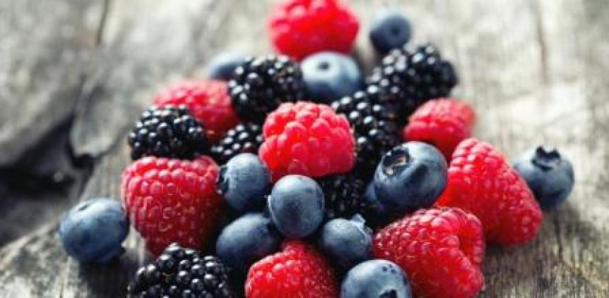 Los frutos rojos, otros codiciados alimentos con gran poder antioxidante