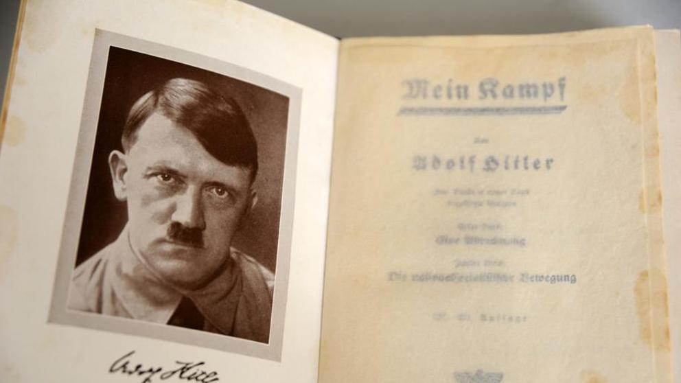 El regreso de 'Mein Kampf'
