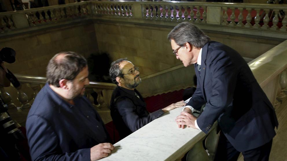 Los interrogantes abiertos en Catalunya tras el no de la CUP a Artur Mas
