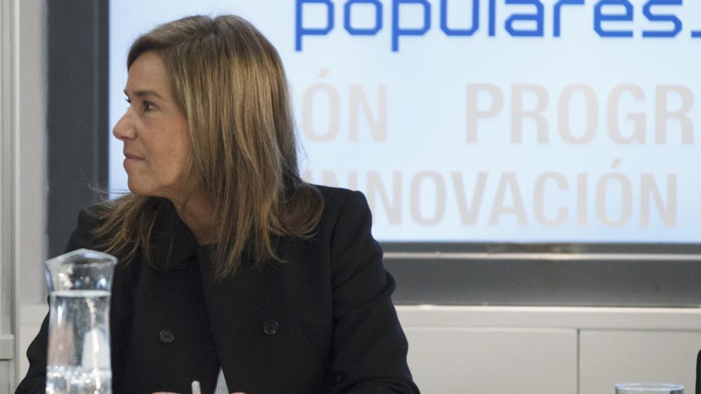 Ana Mato, autorizada por el Gobierno para reincorporarse al PP aunque no lo hará