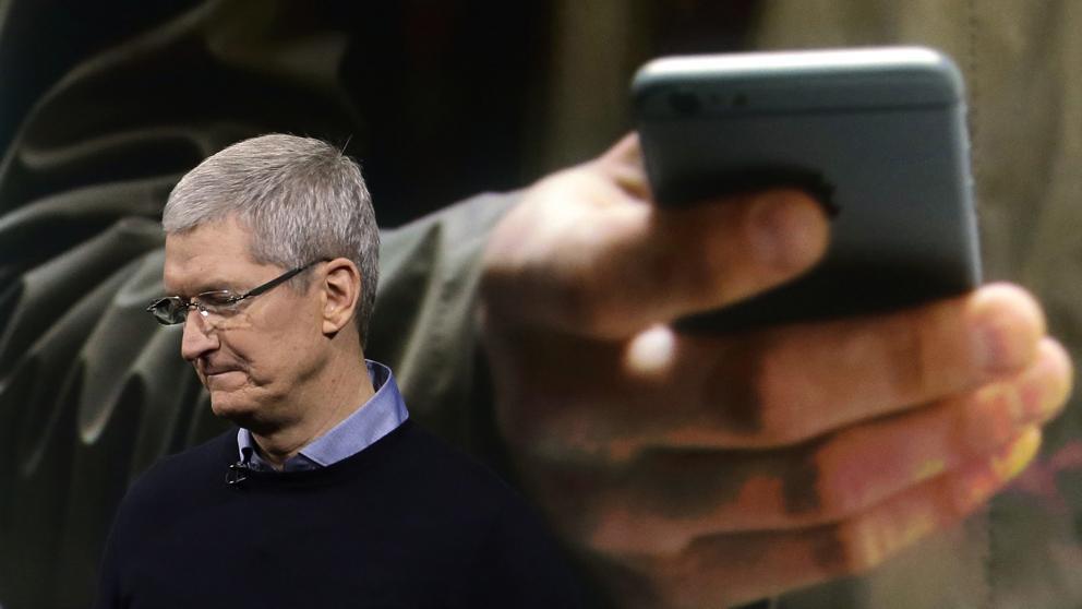 Las ventas de iPhone caen por primera vez
