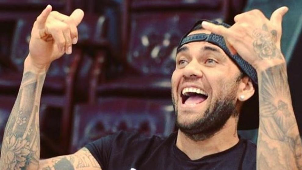 Dani Alves se despide del Barça con un emotivo mensaje