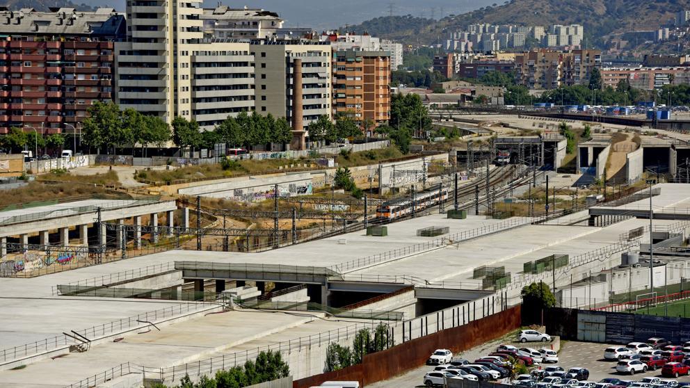 Fomento revela irregularidades en la futura estación de la Sagrera y asegura que Fiscalía ya las investiga