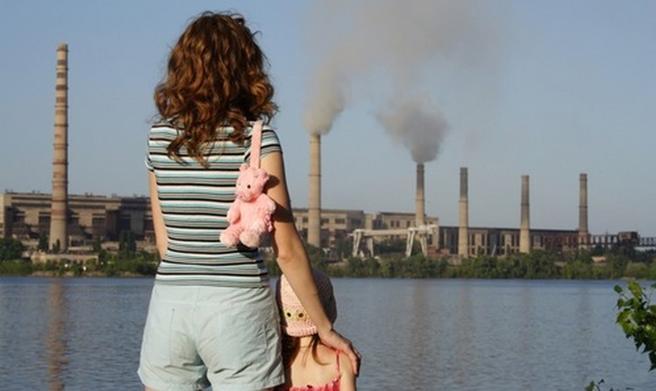 Los países pobres  padecen con frecuencia la contaminación provocada por los países ricos
