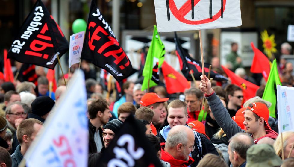 El TTIP entra en vía muerta