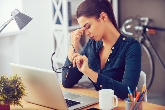 El estrés puede afectar en la capacidad del cuerpo para optimizar la forma en la que procesa los alimentos