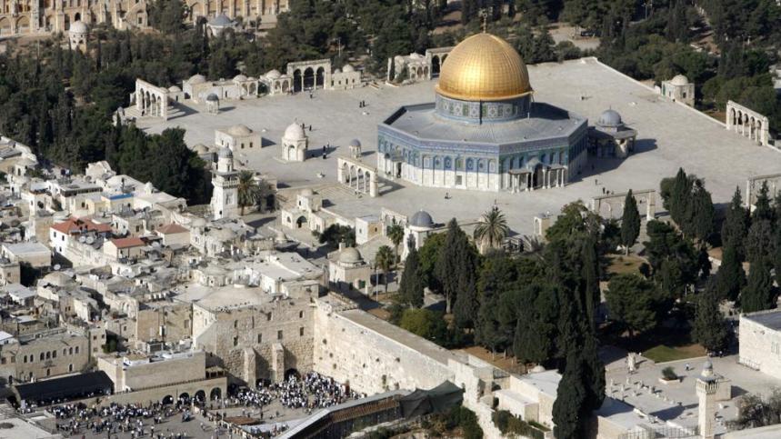 La Unesco desliga el Monte del Templo del judaísmo