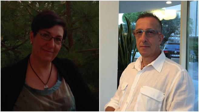 Nunzia Di Gianni y Salvatore Vincelli fueron asesinados por su hijo adolescente