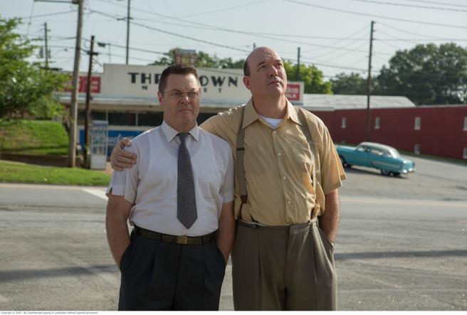 Los hermanos Dick y Mac McDonald en la ficción