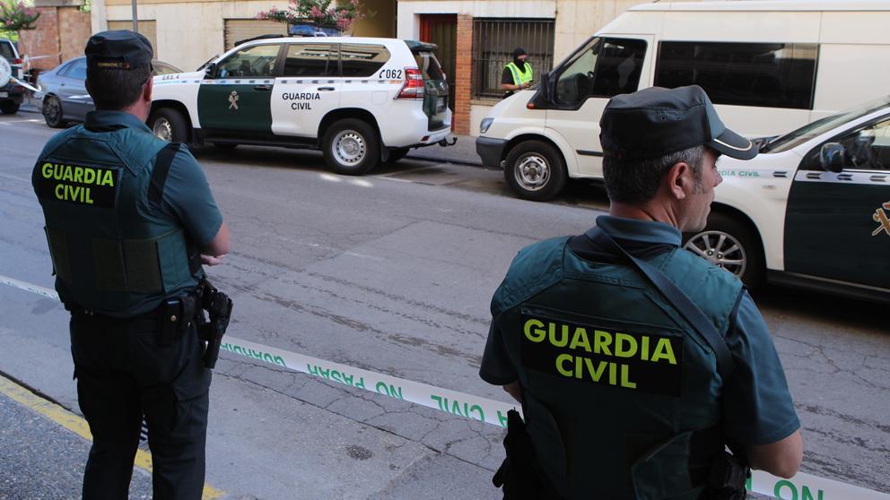 La Guardia Civil localiza en Irún un antiguo depósito de explosivos de ETA