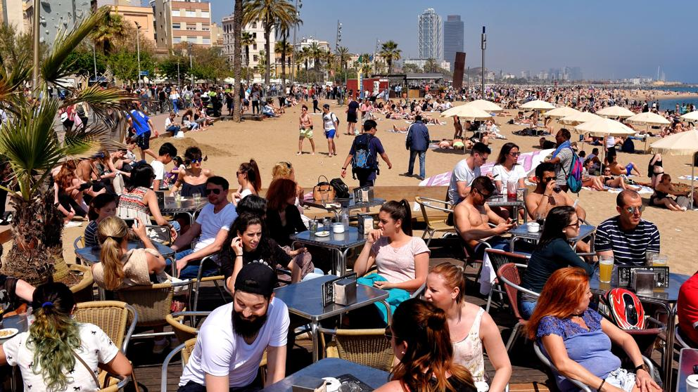 La Semana Santa se cierra con un récord histórico de turismo