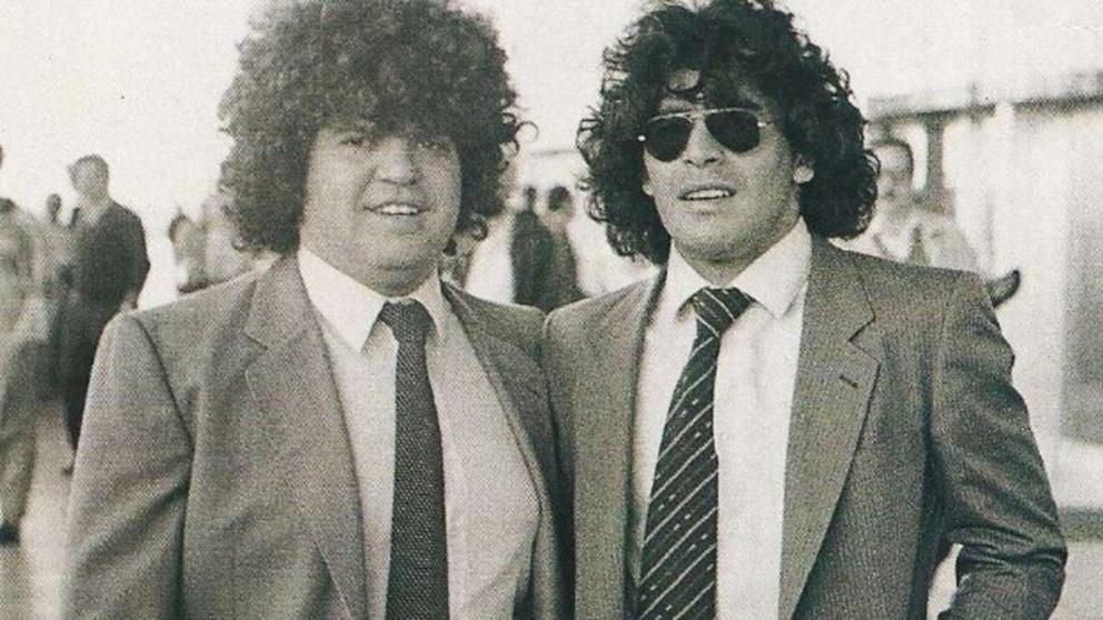 Fallece Jorge Cyterszpiler, el mánager de Maradona que lo llevó al Barça
