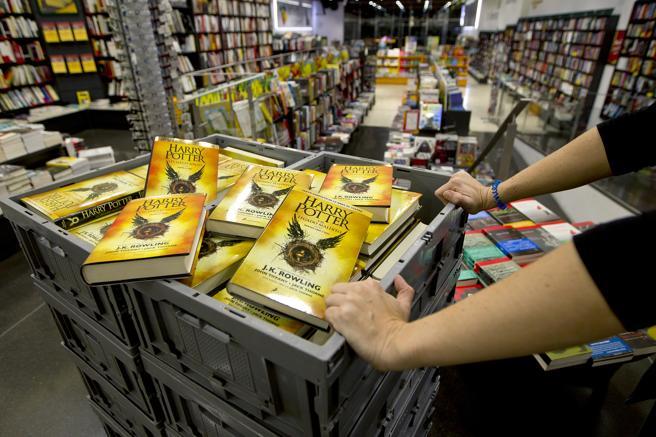 La última edición de 'Harry Potter y el legado del Maldito' en las librerías