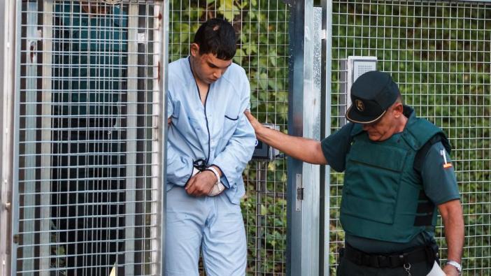 El detenido en Alcanar confirma ante el juez que preparaban un atentado mayor con explosivos contra monumentos de Barcelona