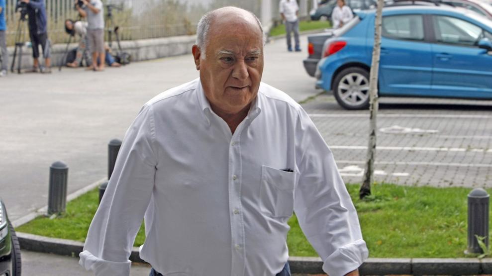 Amancio Ortega, de Zara, ya es el más rico del mundo