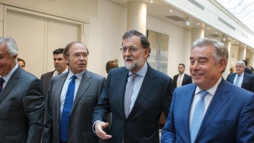 """Rajoy: """"Yo no soy el culpable de todo esto"""""""